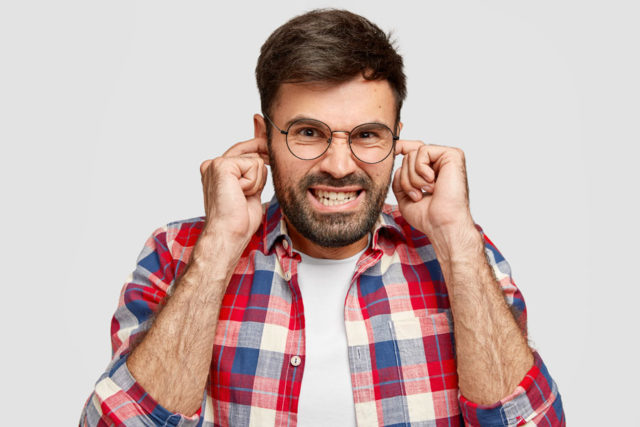 Misofonia: intolleranza al suono